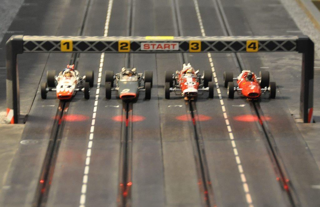 Formula Bamberg Start Gruppe 2