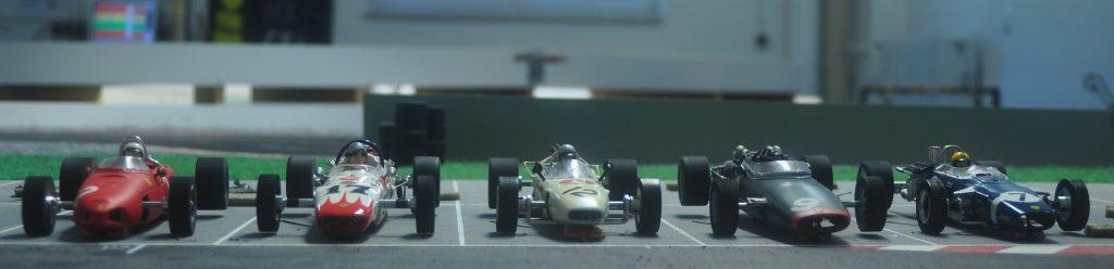 Formula Bamberg Grand Prix, Lauf 3, Parc fermé